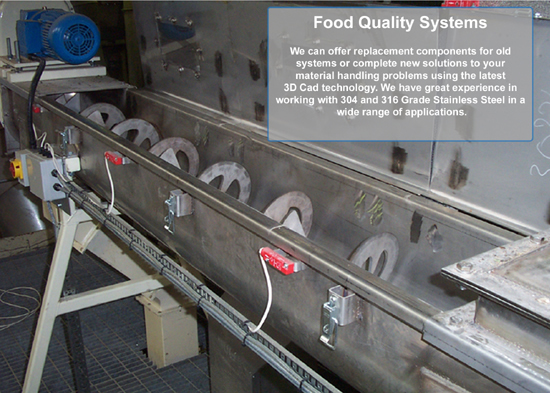 Food Quality Systems