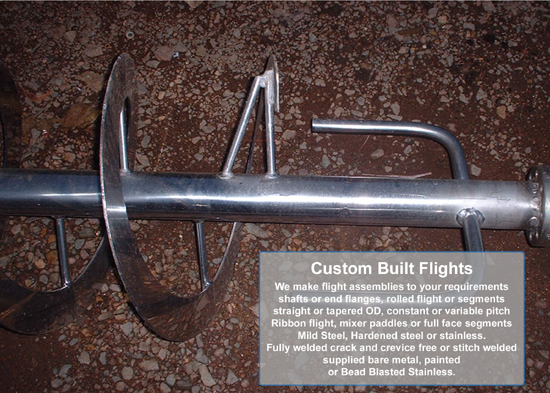 Custom Built Flights